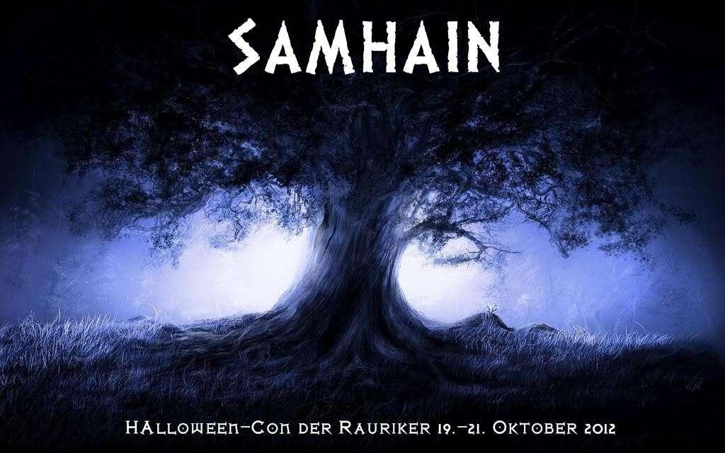 Samhain Einladung