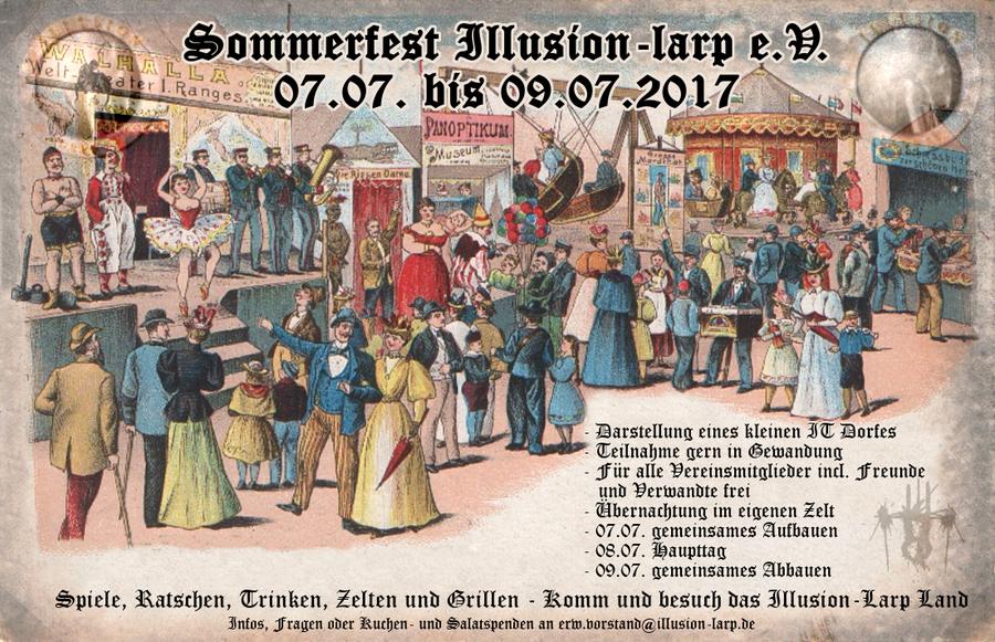 2017 05 24 FlyerSommerfest
